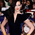 Eva Green attends the European premiere of Dark Shadows 114087