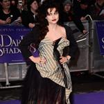 Helena Bonham Carter attends the European premiere of Dark Shadows 114091