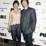 David Schwimmer and Zoe Buckman at Public Theatre Annual Gala June 2010  63775