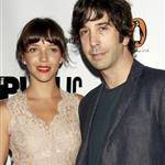 David Schwimmer and Zoe Buckman at Public Theatre Annual Gala June 2010  63778