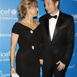 Tea Leoni and David Duchovny at the Unicef Snowflake Ball in New York 51547