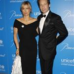 Tea Leoni and David Duchovny at the Unicef Snowflake Ball in New York 51548