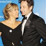 Tea Leoni and David Duchovny at the Unicef Snowflake Ball in New York 51549