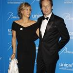 Tea Leoni and David Duchovny at the Unicef Snowflake Ball in New York 51550