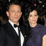 Daniel Craig and Satsuki Mitchell at the London premiere of Bond Quantum of Solace  26725