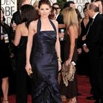 Debra Messing at the 2009 Golden Globe Awards 30498