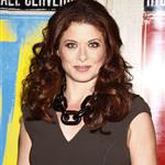 Debra Messing at the Broadway opening night of Evita  110885