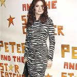 Debra Messing at the Broadway opening night of Peter and the Starcatcher 111443
