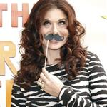 Debra Messing at the Broadway opening night of Peter and the Starcatcher 111447