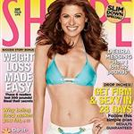 Debra Messing new body in Self Magazine 28089