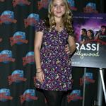 Lauren Collins and Adamo Ruggiero in New York to promote Degrassi Goes Hollywood 44685