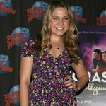 Lauren Collins and Adamo Ruggiero in New York to promote Degrassi Goes Hollywood 44680