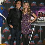 Lauren Collins and Adamo Ruggiero in New York to promote Degrassi Goes Hollywood 44679