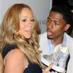 Mariah Carey and Nick Cannon at Project Canvas Art Gala in New York City 114470