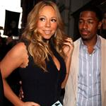 Mariah Carey and Nick Cannon at Project Canvas Art Gala in New York City 114472