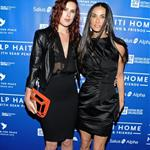 Rumer Willis and Demi Moore at the Cinema For Peace Event Benefitting J/P Haitian Relief in Beverly Hills 103247