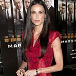 Demi Moore at Margin Call premiere in New York 96494