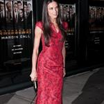 Demi Moore at Margin Call premiere in New York 96497