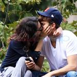 Ahston Kutcher and Mila Kunis in New York 126925