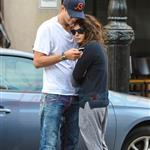 Ahston Kutcher and Mila Kunis in New York 126929