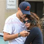 Ahston Kutcher and Mila Kunis in New York 126930