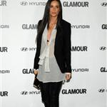 Demi Moore looks skinny at Glamour Reel Moments event October 2010  71634
