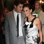 Demi Moore and Ashton Kutcher at the Gentleman's Ball  49666