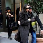 Salma Hayek and Demi Moore shopping in Paris 78598