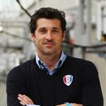 Patrick Dempsey in France for LeMans 41002