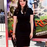 Kat Dennings at the Shorts LA premiere 45442