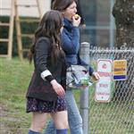 Kat Dennings shoots Daydream Nation with Josh Lucas in Vancouver   54103