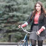 Kat Dennings shoots Daydream Nation with Josh Lucas in Vancouver   54111