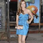 Isla Fisher at Rango LA premiere 79207