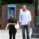 Minka Kelly and Derek Jeter in Seattle August 2009 92785