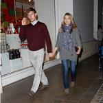 Dianna Agron and Alex Pettyfer at The Grove 74808