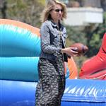 Dianna Agron at Joel Silver's Memorial Day party in Malibu 115835
