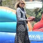 Dianna Agron at Joel Silver's Memorial Day party in Malibu 115836