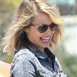 Dianna Agron at Joel Silver's Memorial Day party in Malibu 115837