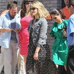 Dianna Agron at Joel Silver's Memorial Day party in Malibu 115841