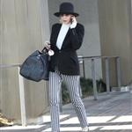 Diane Keaton out running errands in Beverly Hills 109568