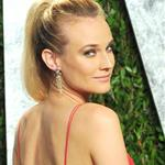 Diane Kruger at the 2012 Vanity Fair Oscar party  107317
