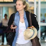 Diane Kruger in Vancouver to spend Thanksgiving with Joshua Jackson  95988
