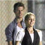 Dianna Agron with new boyfriend who looks like Alex Pettyfer on Glee set 67593