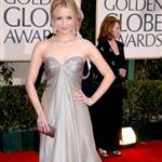 Dianna Agron at the Golden Globes 2010 53474