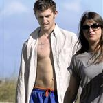 Alex Pettyfer in Miami 78299