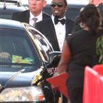 Diddy at Golden Globes 2011 76817