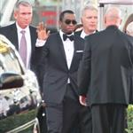 Diddy at Golden Globes 2011 76818