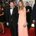 Mark Wahlberg and Rhea Durham at Golden Globes 2011 76823