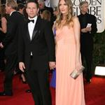 Mark Wahlberg and Rhea Durham at Golden Globes 2011 76824