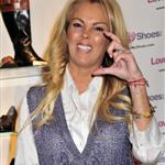 Dina Lohan at her Shoe-Han launch 48460